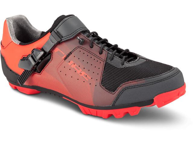 8627068943a Cube MTB Peak Pro schoenen rood/zwart I Online op bikester.be